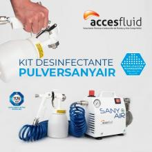 KIT DESINFECTANTE PULVERSANYAIR